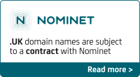 Nominet Terms and Conditions